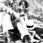 Johnny Jones and Elizabeth Taylor -1927