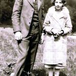 Johnny Jones and Elizabeth Taylor