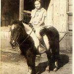 osephine Vance Eastman on Beauty the Pony
