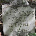 Larry Edward Zirkle