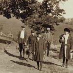 1921 near Marlinton, W. Va.
