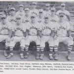 lhs-1957-baseballl-team1957 Logan High School Yearbook, Logan, WV