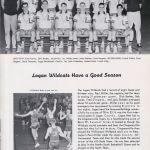 1957 Logan High School Yearbook, Logan, WV3