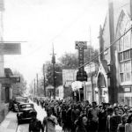 STRATTON STREET PARADE - 1940's