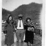 Lula Taylor, Jess Taylor, Nell Taylor - March 1926