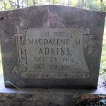 Magdalene M. Adkins (1914-1963)