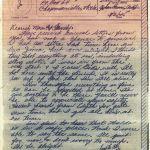 WWII V-Mail from Marine PFC David Ryan