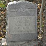 Max Edward Vickers
