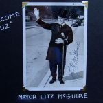 Mayor, Litz McGuire, Logan Centennial Celebration 1952