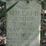 Millard Junior Zirkle