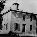 LOGAN COUNTY COURT HOUSE 1875-1905