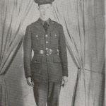 Pvt. Bill Whitman died at Ft. Bragg, NC Aug. 1, 1942.