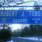 Pvt. Robert Todd