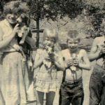 Sue, Sissie, Buddy and Jackie Workman