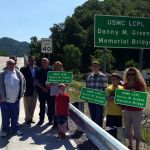usmc-lcpl-danny-m-greene-memorial-bridge