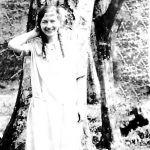 Virginia Taylor of Monitor, WV taken in April of 1924.