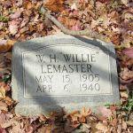 Willie Lemaster