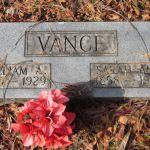 William and Sarah Vance