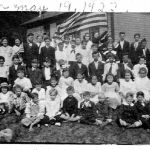 Yuma School students May 19, 1922